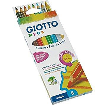 Pastelli Giotto Mega
