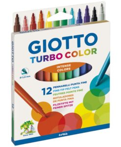 Pennarelli Giotto turbo color