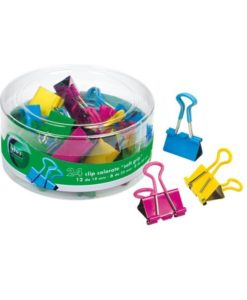 Clips colorate