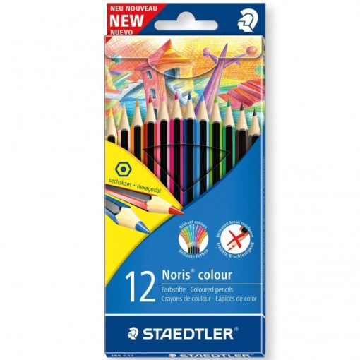 Pastelli Staedtler noris colour