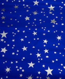 Carta stellata per cielo presepe