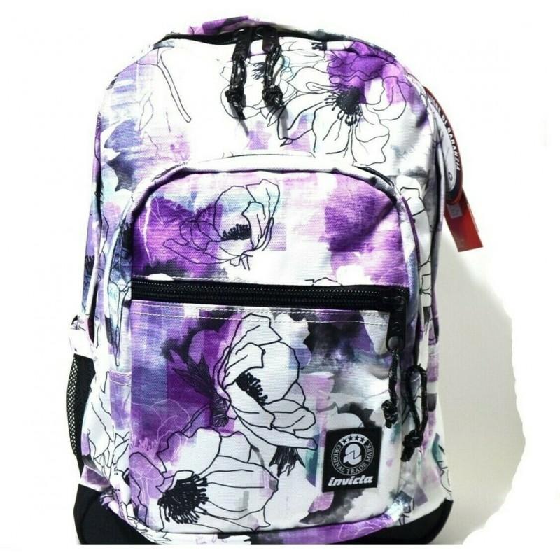 prezzo più basso gamma completa di articoli vendita calda zaino-jelek-backpack-invicta-doppio-fantasy-cartella-paint-and ...