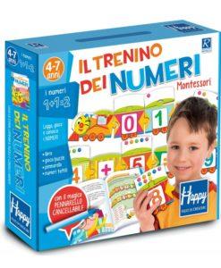 impara i numeri