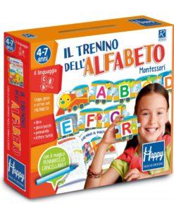 Gioco per imparare l'alfabeto