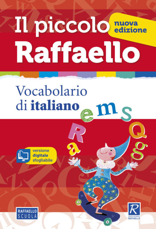 vocabolario scuola primaria piccolo raffaello
