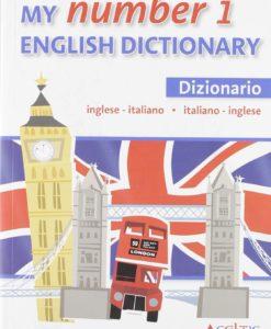 dizionario di inglese Celtic my number 1