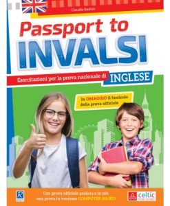 libro di invalsi di inglese Celtic Publishing