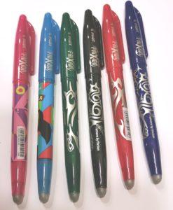 penna pilot cancellabile ad inchiostro liquido in tanti colori