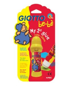 pasta in stick 20 grammi giotto bebè my first glue