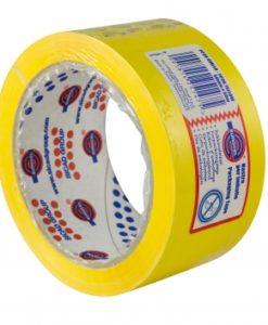 nastro da imballaggio giallo 50x66