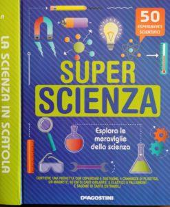 la scienza in scatola esperimenti scientifici deagostini