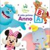 libro cartonato disney baby il mio primo anno