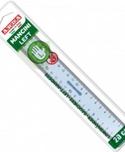 Righello per mancini doppio decimetro made in italy
