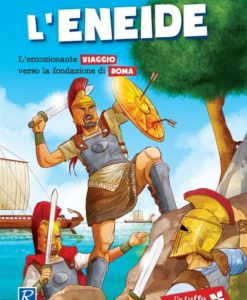 libro di lettura scuola primaria eneide raffaello