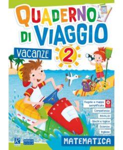 quaderno di viaggio libro delle vacanze classe seconda elementare