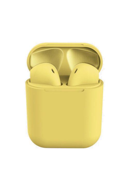 auricolari-senza-fili-giallo-pastello