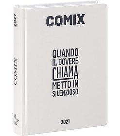 comix-agenda-2021-bianca-scritta nera