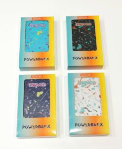 power bank seven colorata
