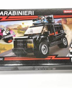 carabinieri camionetta antisommossa