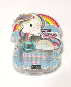 nail art magic unicorn