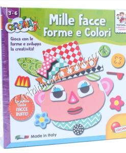 gioco di creatività lisciani carotina