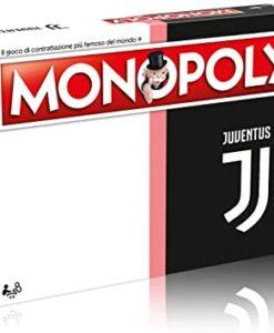 monopoly juve gioco da tavolo