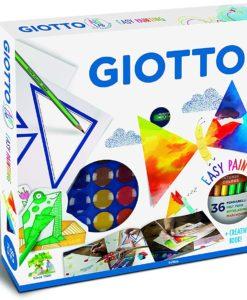 set per colorare giotto art lab