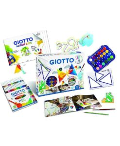 set pittura giotto rt lab easy painting