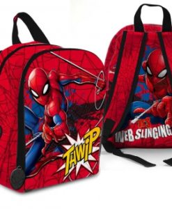zaino per scuola materna spiderman