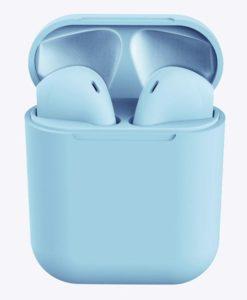 auricolari-wireless-i12-azzurri