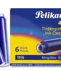 inchiostro pelikan 4001 penna stilografica blu