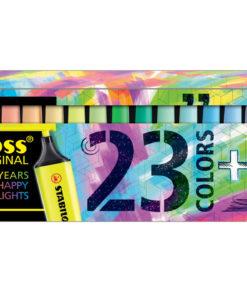 desk-set-evidenziatori-stabilo-confezione-23-colori-9-neon-14-pastello