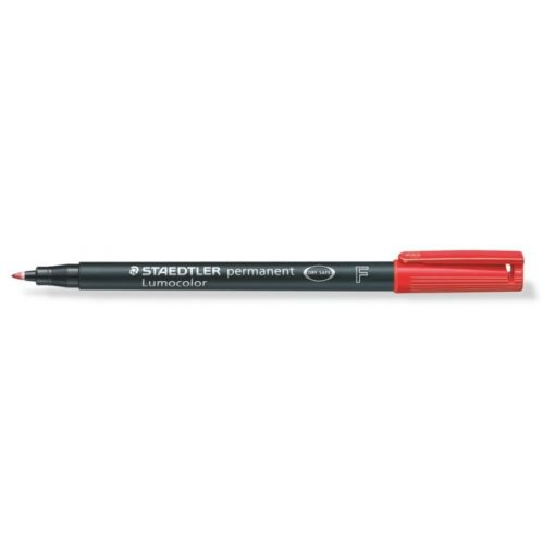 marcatore-punta-fine-rosso-staedtler-lumocolor