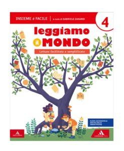 libro leggiamo il mondo 4 libro quarta scuola primaria
