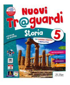 libro storia e geografia la spiga quinta elementare