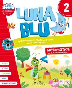 luna blu 2 libro scuola primaria classe seconda