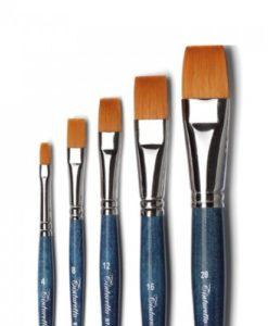 pennello-tintoretto-alta-qualità-punta-piatta