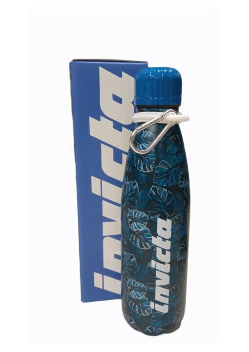 invicta-borraccia-foglie-blu-seven