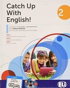 libro ripasso e potenziamento lingua inglese seconda media