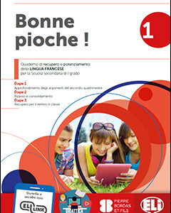libro per il recupero e potenziamento della lingua francese prima media