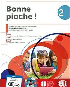 libro vacanze francese seconda media