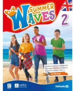 summer waves 2 libro delle vacanze seconda media