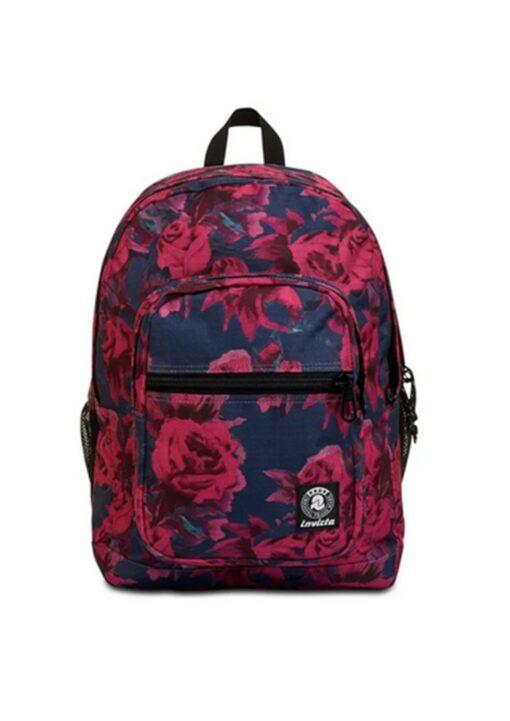 zaino invicta fantasy rose rosse zaino scuola