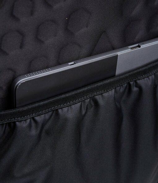 zaino seven con batteria di ricarica per telefono