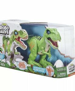 dinosauro robot tirannosauro rex