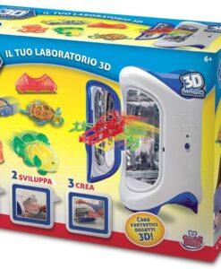 macchina per creare oggetti 3d