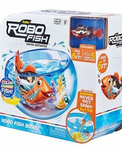 pesce-robot-con-acquario-e-sabbia-cinetica-modellabile