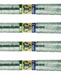 penna pilot b2p in plastica riciclata ecologica e sostenibile