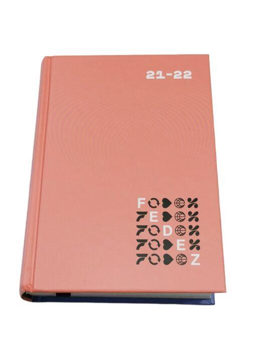 diario fedez x seven rosa scuola 2022